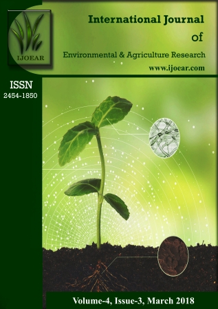 Agriculture Journal: Volume-4, Issue-3, March 2018 complete issue